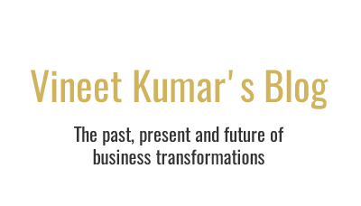 Vineet Kumar's Blog